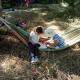 bosque escuela de verano en casa de campo